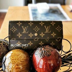 Louis Vuitton AUTHENTIC Trifold Wallet